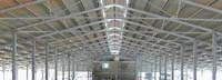 industrial building structural steel detailing